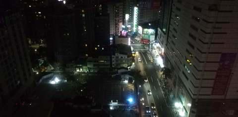 台中ホテルからの景観.jpg
