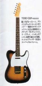 TOKAI テレキャスター ブラウンサンバースト.JPG