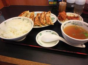 W餃子定食.JPG